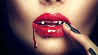 吸血鬼美女